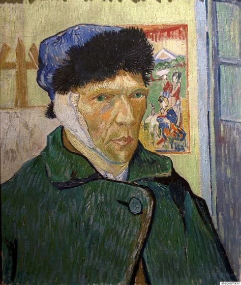van gogh ear 8 mysterious van gogh theories that haunt us to this day