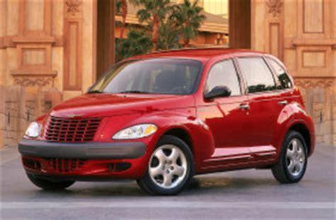 chrysler pt cruiser fuel consumption 1998 chrysler pt cruiser automatic specifications carbon