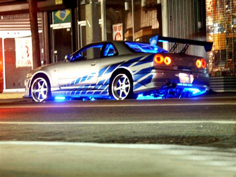 Best Cars In The Top 6 Fast And Furious Cars In The