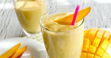 cara membuat jus mangga b inggris resep minuman dan cara membuat manggo smoothie resep