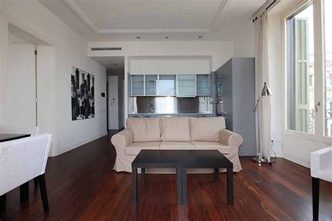 appartments for rent in barcelona mid term apartment for rent in barcelona with sea view