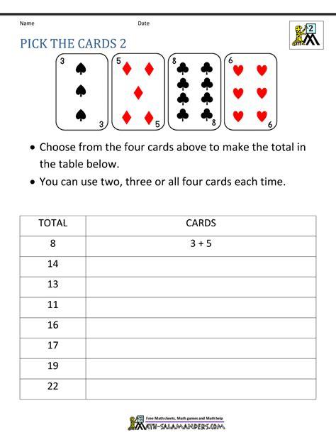 pop up math problems card template 8 2nd grade math problems this is design stuff