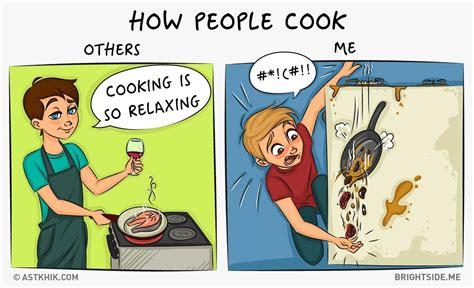 preguntas divertidas para hacerle a un chico normal people vs me 9 amusingly truthful comic strips
