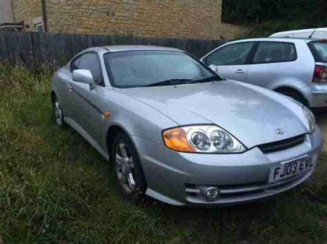 hyundai coupe 1 6 for sale hyundai coupe 1 6 03 plate gasket blown car for sale