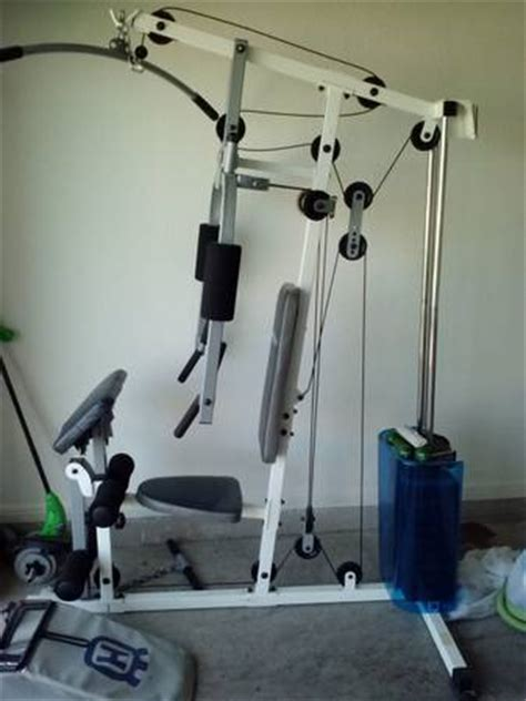 competitor exercise machine espotted