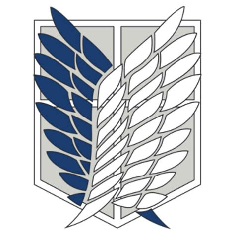 Attack On Titan Shingeki No Kyojin Corps Survey Jaket Hoodie Anime the