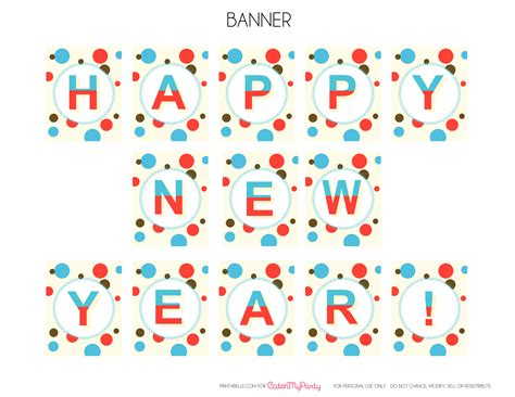 new year banner free free new year s printables catch my