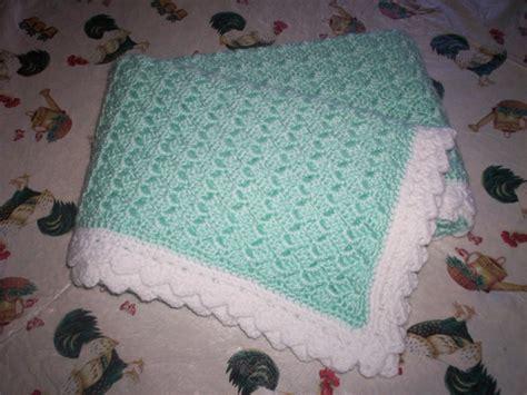 patron crochet couverture bebe 3