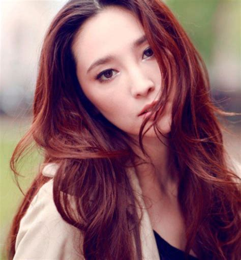 asian hair colors the best hair colors for asians