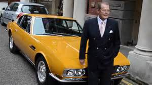 Roger Aston Martin Sir Roger Reunited With His Aston Martin Dbs From
