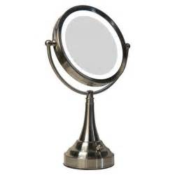Vanity Lighted Mirrow Led Lighted Vanity Make Up Mirror In Makeup Mirrors