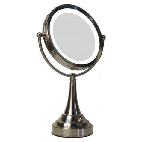 Vanity Mirrors With Lights by Led Lighted Vanity Make Up Mirror In Makeup Mirrors