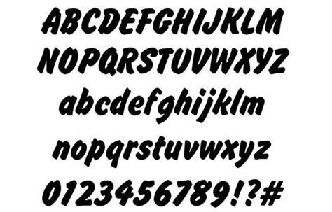 font   paint images paintbrush font