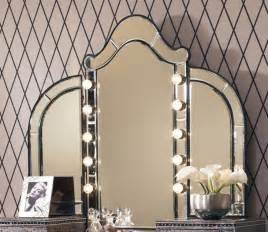 Bedroom Vanity Mirror With Lights Bedroom Fantastic Design Ideas Using Bedroom Vanity