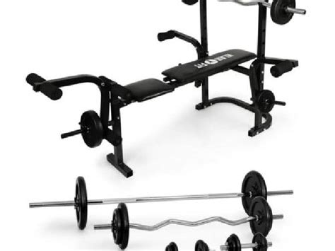 Banc De Musculation Jambes by Banc De Musculation 160kg Fitness Exercices Bras Jambes