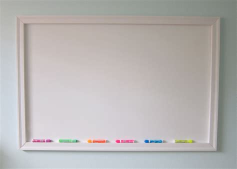 kid clutter tip whiteboards paper clutter and time