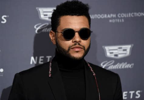 the weeknd opens up about how he met girlfriend bella the weeknd opens up about the impact of substance on his