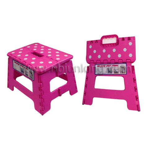 Firm Stool by China Plastic Pp Firm Folding Step Stool Jl D 220