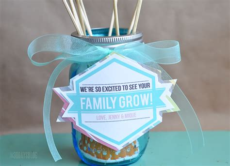 generic gift ideas unique baby shower gift idea w printable