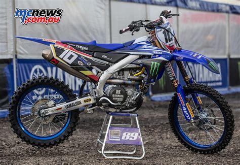 latest motocross new 2018 yamaha yz450fm to debut at mxon mcnews com au