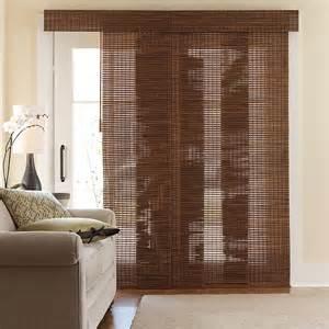 bamboo blinds sliding glass doors sliding glass door bamboo blinds www galleryhip com