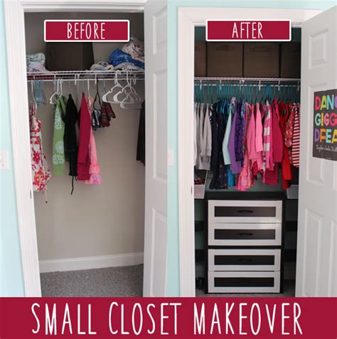 closet makeovers kid s room small closet makeover on a budget money