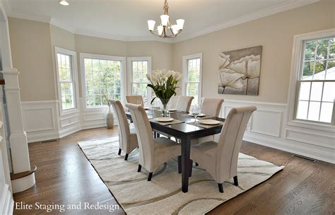 formal dining room mls home decorating staging truths about home staging elite staging and design