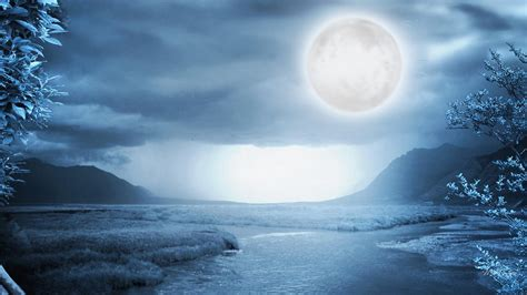 By The Light Of The Silvery Moon by 1920x1080 By The Light Of The Silvery Moon Wallpaper