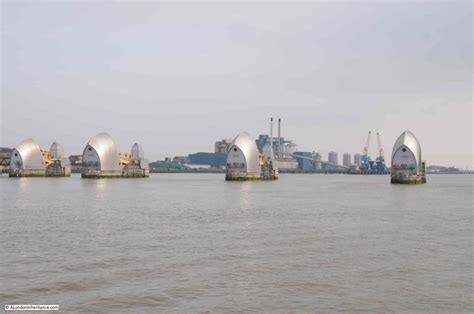 thames barrier act 1972 london docks archives a london inheritance