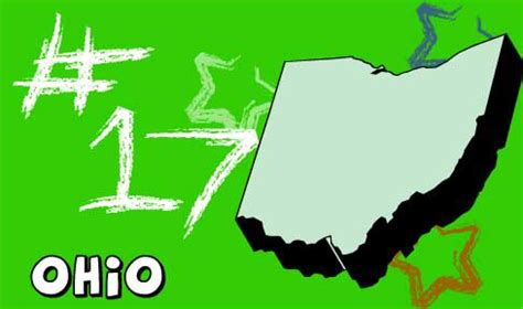 Ohio The 17th State welcome to usa 4 ohio state information