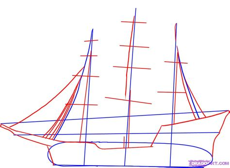 how to draw a pirate ship doodle draw a pirate ship step by step drawing sheets added by