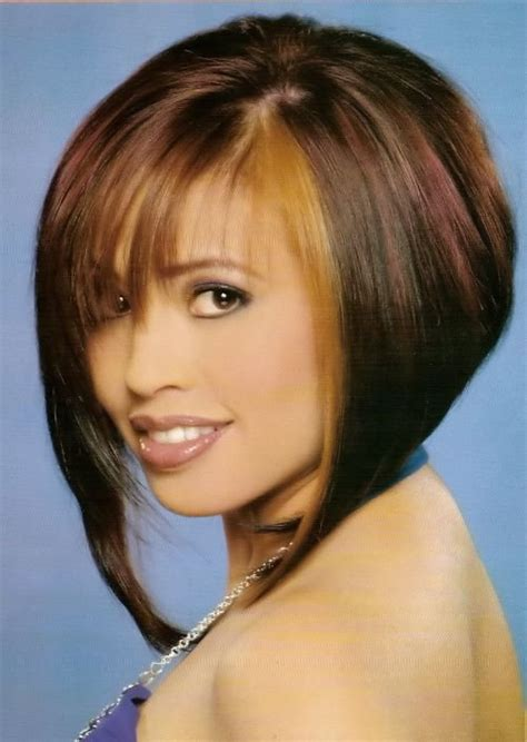 a line feathered bob hairstyles 45 feather cut hairstyles for short medium and long hair