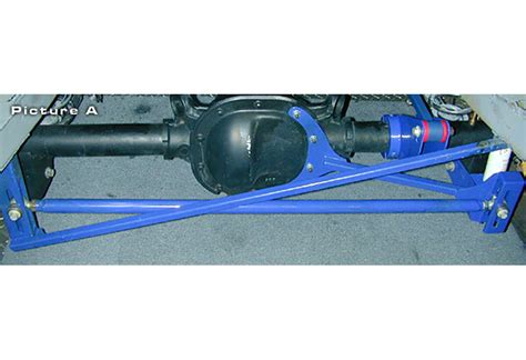 mustang rear suspension steeda fox sn95 new edge ford mustang 5 link rear
