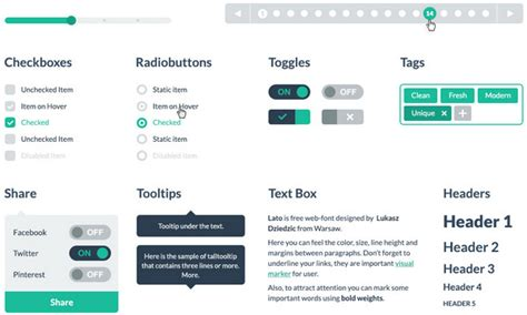 free ui templates for web applications free html web ui kits for websites and apps ewebdesign