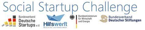 startup challenge social startup challenge am 27 september in berlin