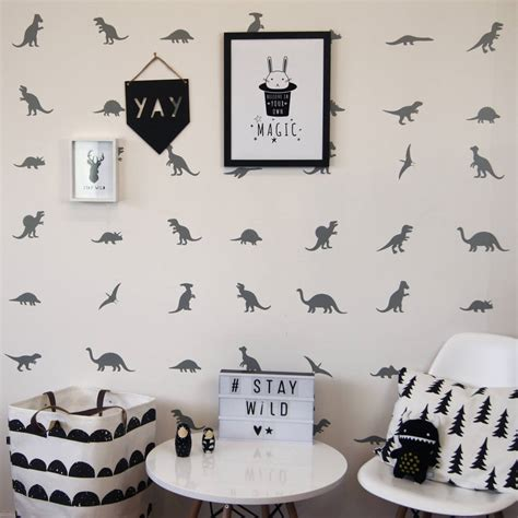 dinosaur decals for bedroom best 25 dinosaur wall stickers ideas on pinterest