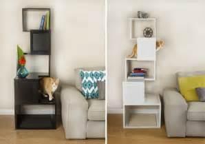 Ikea Black Bookshelf Modern Cat Tree And Climbing Shelves From Designer Pet