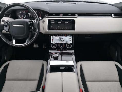 range rover velar inside range rover velar interior cabinets matttroy