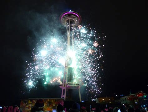 best place to see new year best places to new year s fireworks in seattle