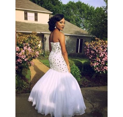 white prom dresses with diamonds upd0135 mermaid prom dresses sweetheart prom dresses