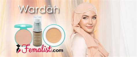 Harga Kosmetik Wardah Exclusive Liquid Foundation femalist tips wanita tutorial fashion kecantikan