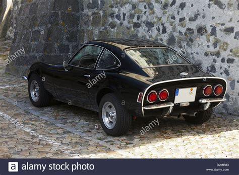 German Car Opel by German Classic Sport Car Opel Gt Stock Photo Royalty