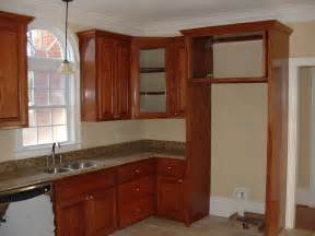 Small Corner Kitchen Cabinet Small Kitchen Design Decobizz