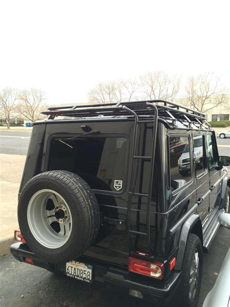 G Wagon Roof Rack by Parts