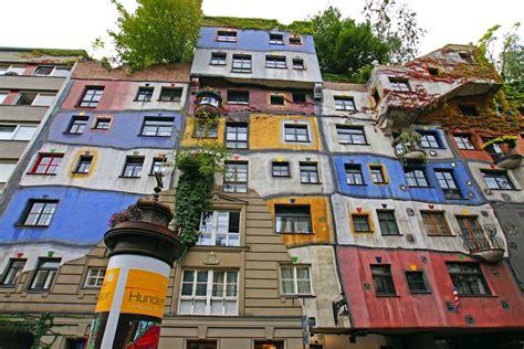 When Building A House panoramio photo of hundertwasser museum vienna