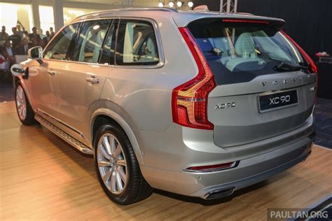 volvo xc90 price malaysia 2016 volvo xc90 launched in malaysia