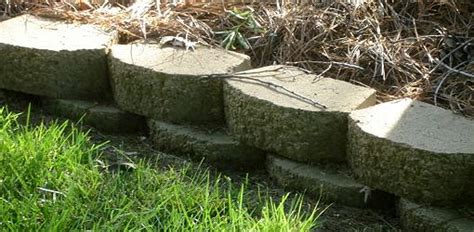 Leveling A Patio Base How To Build A Stackable Block Retaining Wall Today S