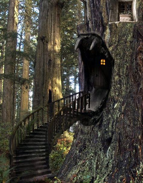 amazing ecoloft a house in the trees enpundit 10 cool photoshopped pictures of houses enpundit