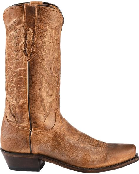 Handcrafted Boots - lucchese handcrafted 1883 mad goatskin cowboy boots