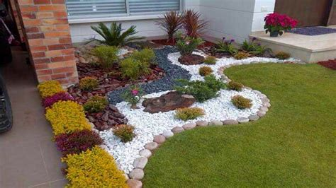 Garden Decoration With Pebbles by Pebble Garden Design Www Pixshark Images